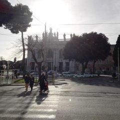 Отель Residenza Laterano Италия, Рим - отзывы, цены и фото номеров - забронировать отель Residenza Laterano онлайн парковка