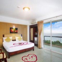Golden Lotus Hotel 2* Номер Делюкс с различными типами кроватей фото 2