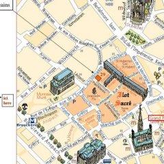 Апартаменты Dominicains Apartments Брюссель спортивное сооружение