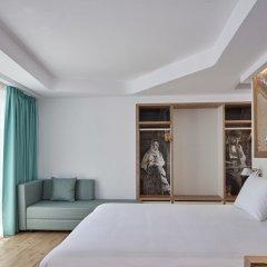 Olive Green Hotel 4* Стандартный номер с различными типами кроватей фото 5