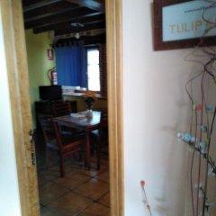 Отель Los Mantos - Vivienda Rurales удобства в номере