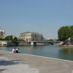 Отель Appartement Notre Dame Франция, Париж - отзывы, цены и фото номеров - забронировать отель Appartement Notre Dame онлайн приотельная территория фото 2