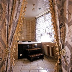 Гостиница Гарден 3* Люкс с двуспальной кроватью фото 11