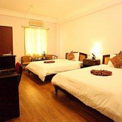Hanoi Golden Hotel 3* Улучшенный номер с 2 отдельными кроватями фото 9