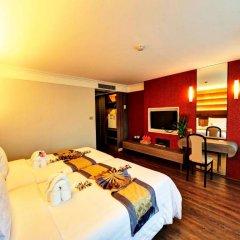 Jomtien Garden Hotel & Resort 4* Номер Делюкс с различными типами кроватей фото 33
