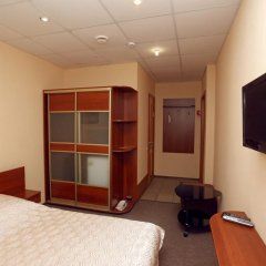 Гостиница Релакс 3* Стандартный номер с двуспальной кроватью фото 9