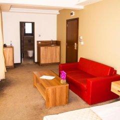 Calipso Hotel 3* Полулюкс с различными типами кроватей фото 11