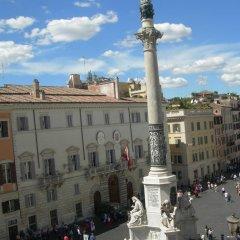 Отель Angel Spagna Suite Италия, Рим - отзывы, цены и фото номеров - забронировать отель Angel Spagna Suite онлайн балкон