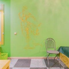 Мини-отель 15 комнат 2* Номер Делюкс с разными типами кроватей фото 17