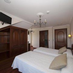 Отель Pensión Residencia A Cruzán - Adults Only 3* Стандартный номер с 2 отдельными кроватями
