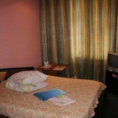Гостиница Лидер Номер Эконом разные типы кроватей фото 2