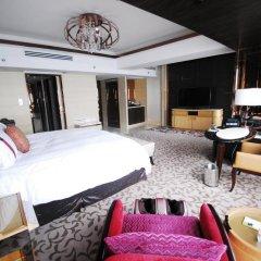 Shan Dong Hotel 4* Стандартный номер с различными типами кроватей фото 2