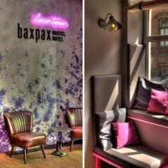 Baxpax Downtown Hostel Hotel Берлин спа