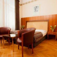 Отель Carlton Opera 3* Стандартный номер с различными типами кроватей фото 3