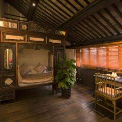 Отель Suzhou Shuian Lohas Вилла с различными типами кроватей фото 26