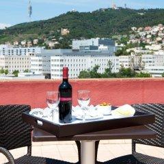 Отель Catalonia Park Güell 3* Стандартный номер с различными типами кроватей фото 23