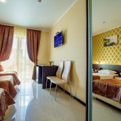 Гостиница Guest House Golden Kids Стандартный номер с различными типами кроватей фото 19