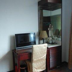 Guangzhou Xinzhou Hotel 2* Стандартный номер с различными типами кроватей фото 2