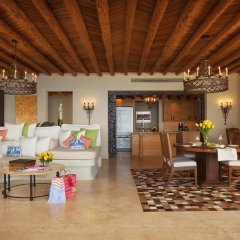 Отель Waldorf Astoria Los Cabos Pedregal 5* Люкс с различными типами кроватей фото 4