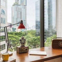 Отель Indigo Bangkok Wireless Road 5* Улучшенный номер фото 3