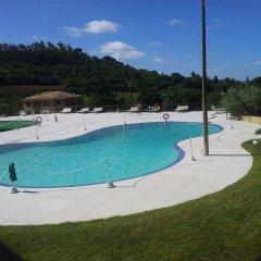 Отель Agriturismo Leano Пьяцца-Армерина бассейн
