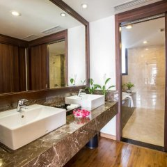 Authentic Hanoi Boutique Hotel ванная