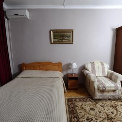 Гостиница Планета Люкс 4* Номер Комфорт с различными типами кроватей фото 7