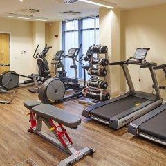 Отель Intercontinental Edinburgh the George фитнесс-зал фото 4