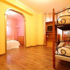 Гостиница Экодомик Лобня Номер категории Эконом с двуспальной кроватью фото 35