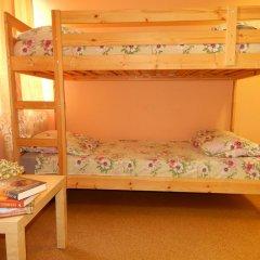 Хостел Панда Кровать в мужском общем номере с двухъярусными кроватями