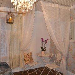 Отель Marta Guesthouse Tallinn 2* Стандартный номер с двуспальной кроватью (общая ванная комната) фото 24