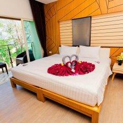Anda Beachside Hotel 3* Стандартный номер с двуспальной кроватью фото 17