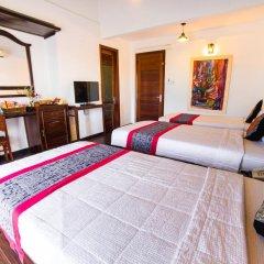 Отель Hoang Dao Villa 3* Номер Делюкс с различными типами кроватей фото 8