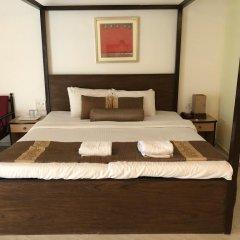 Отель Alegria - The Goan Village 2* Номер Делюкс с двуспальной кроватью фото 11