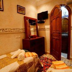 Отель Dar Ikalimo Marrakech 3* Номер Комфорт с различными типами кроватей фото 3