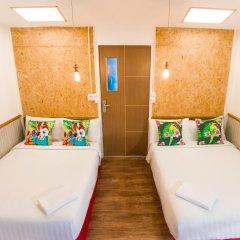 Отель Glur Bangkok Люкс повышенной комфортности разные типы кроватей фото 11