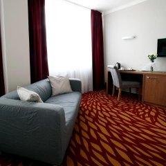 Central Hotel Pilsen 4* Номер Делюкс фото 4