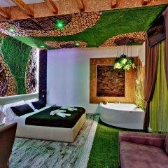 Отель Suite Paradise 3* Люкс с различными типами кроватей фото 4