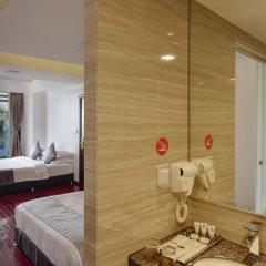 Arena Beach Hotel 3* Номер Делюкс с различными типами кроватей фото 2