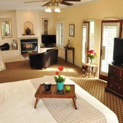 Отель The Eagle Inn 3* Улучшенный номер с различными типами кроватей фото 4