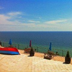 Тихая Гавань Отель пляж