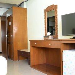 Отель Bangkok Condotel 3* Стандартный номер с различными типами кроватей фото 8