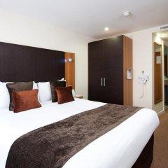 Отель The RE London Shoreditch 4* Стандартный номер с двуспальной кроватью фото 3