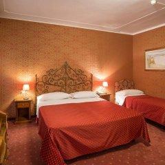 Hotel La Fenice Et Des Artistes 3* Стандартный номер с различными типами кроватей фото 4