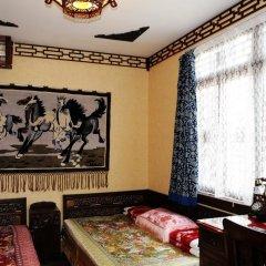 Beijing Double Happiness Hotel 3* Номер Делюкс с 2 отдельными кроватями фото 4