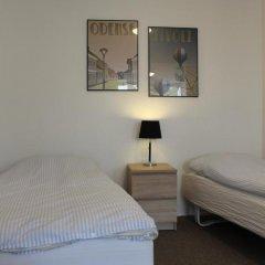 Апартаменты Odense Apartments Апартаменты с различными типами кроватей фото 11