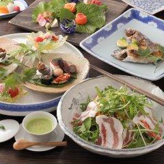 Отель Fujiya Япония, Минамиогуни - отзывы, цены и фото номеров - забронировать отель Fujiya онлайн питание фото 3