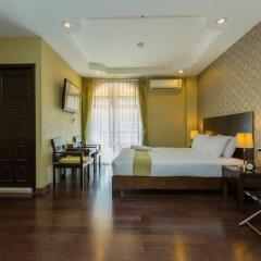 Отель Zing Resort & Spa Таиланд, Паттайя - 11 отзывов об отеле, цены и фото номеров - забронировать отель Zing Resort & Spa онлайн комната для гостей фото 3