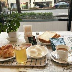 Отель Nissei Fukuoka Фукуока питание фото 2