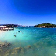 Daci Hotel пляж фото 2